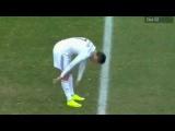Реакция Криштиану Роналду после гола Манджукича