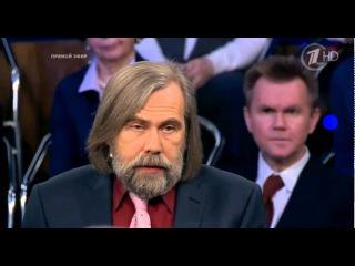 """Истерика Аксёнова в программе """"Политика"""""""
