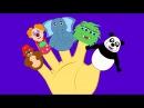 Top 10 Finger Family Rhymes in Russian Коллекция семей пальчиков