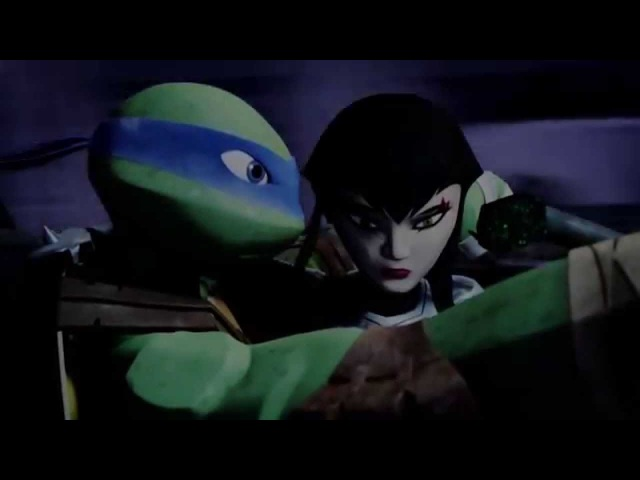 Leonardo/Karai -- Do I wanna know?