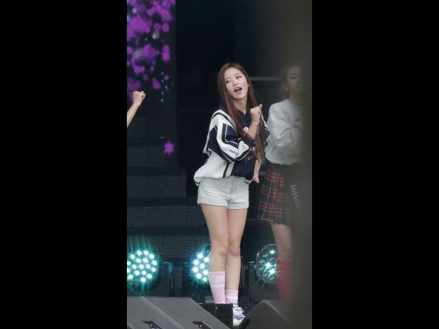 150912 SNSD – Gee (Yeri (Red Velvet) Focus) @ DMC Festival Fancam
