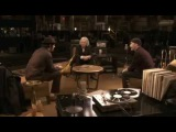Jack White, Jimmy Page &amp The Edge - Seven Nation Army.HD