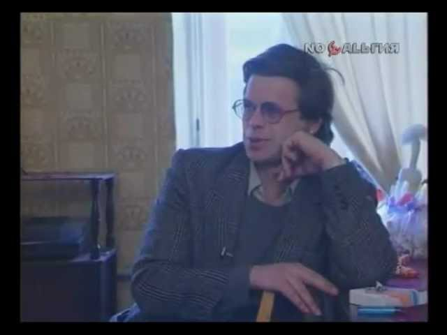 Борис Гребенщиков. ПОРТРЕТ НА ФОНЕ Леонид Парфёнов 1993