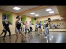 Занятия от Gusyaka club ZUMBA Pitbull feat Psirico Lepo Lepo ЗУМБА