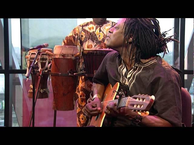 Five Great Guitars ft. Habib Koité - Jan Kuiper Bardo