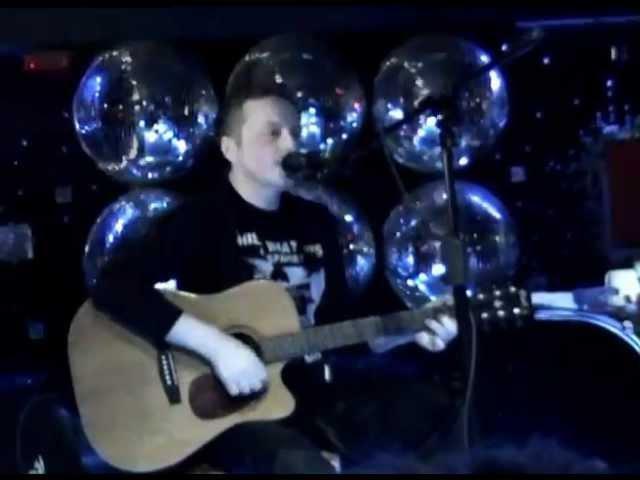 Глеб Самойлов - Психоделическое диско (ТВ, Могилёв, Метро, 12 февраля 2012)