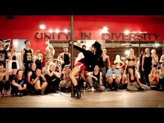 YANIS MARSHALL HEELS CHOREOGRAPHY DANCE LIKE WE'RE MAKING LOVE CIARA. MILLENNIUM IN LOS ANGELES.