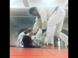 """GracieCarvalho on Instagram: """"I'm in love with my new sport!!! My coach @rafaelsaponatal @UFC fighter and black belt couldn't pass my guard hahaha thanks coach for the…"""""""