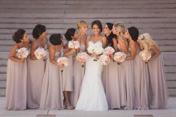 Платья подружки невесты купить в украине