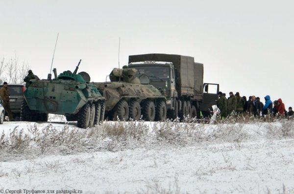 В Ростовской области произошла перестрелка, есть раненые