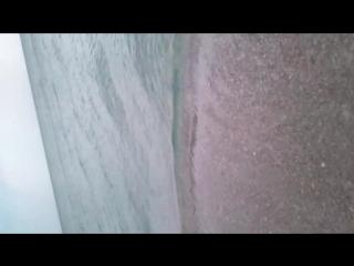 море рядом с Поповкой/Крым