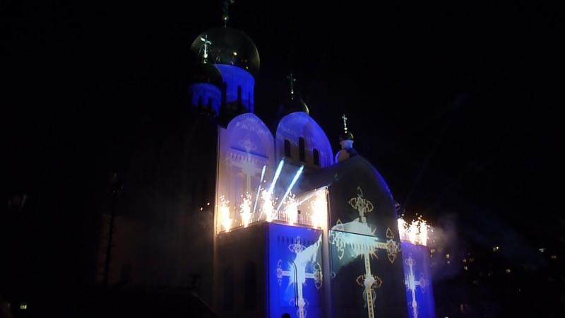 Троице-Владимирский собор г. Новосибирск