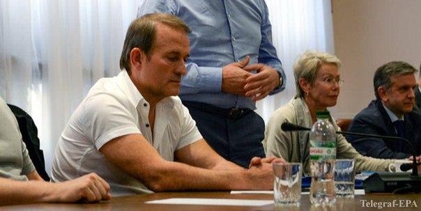 Вовлечение Медведчука в процесс освобождения заложников - неприемлемая ошибка, - экс-замглавы СБУ Левус - Цензор.НЕТ 5711