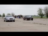 BMW 540 E34 vs Audi A6 C6 3 0 TDI Quattro