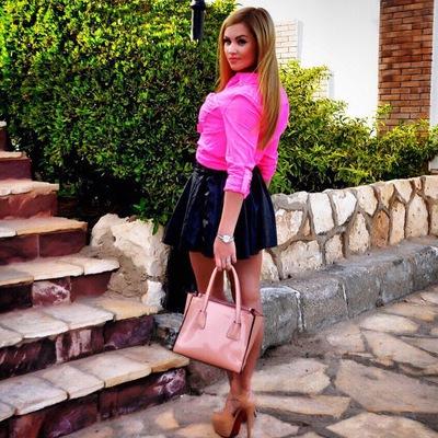 Nastya Sabiashvili