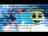 5 Ночей С Фредди Анимация - Рэп Битва Фокси vs Чика - Five Nights At Freddys 4