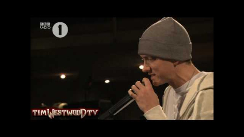 Eminem biggest ever freestyle in the world Westwood