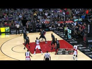 HD Minnesota Timberwolves vs Toronto Raptors | Full Highlights | March 18, 2015 | NBA