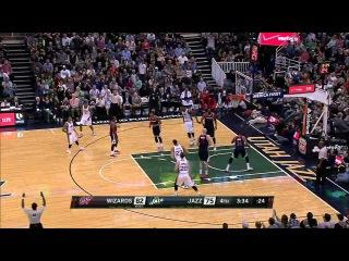 HD Washington Wizards vs Utah Jazz | Full Highlights | March 18, 2015 | NBA Season 2014/15