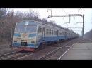 «После ремонта» ЭПЛ9Т-007 рейсом 6914 Киев-Волынский - Нежин