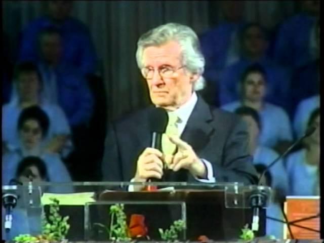 Давид Вилкерсон: Цена спасения вашей семьи
