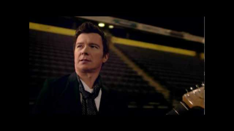 RICK ASTLEY - LIGHTS OUT - Official Video Widescreen
