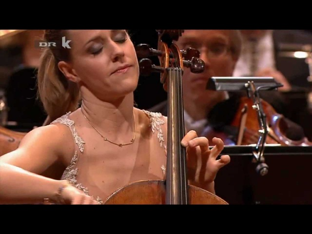© Camille Saint-Saëns - Cellokoncert nr. 1, a-mol, op. 33 - Sol Gabetta - DR Symfoniorkestret