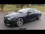 2014 BMW M6 Gran Coupe Start Up, Exhaust, and In Depth Review