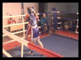 Турнир по боксу в честь Дня вывода войск из Афганистана в Верхней Туре