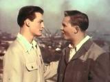 Аттестат зрелости, 1956 год, первая роль Василия Ланового