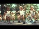Baby Gangnam Style - PSY babies dancing (Evian)