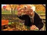 Pixar - Geri's Game (Игра Джери) (Pop&Corn)