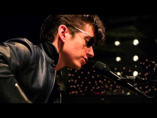 Arctic Monkeys - Suck It And See (Live on KEXP)