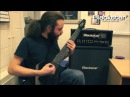 Blackstar Series One 200 emulated output demo with John Browne of Monuments (8 string guitar!)