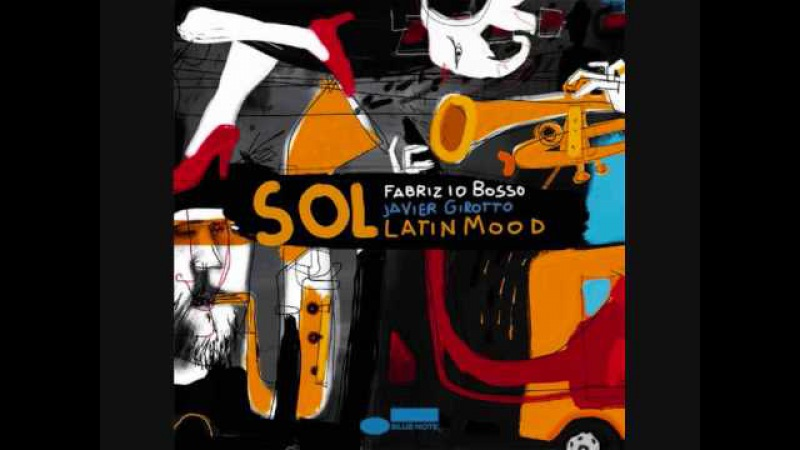 Fabrizio Bosso/Sol Latin Mood - The Shadow of your smile