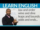 Learn English Expressions: What are binomials?
