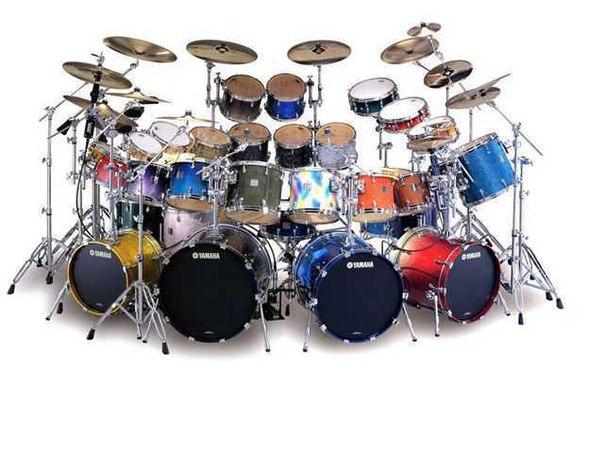 Курсы игры на барабанах для