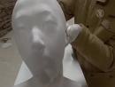 Живые скульптуры китайского дизайнера покоряют мир (новости)