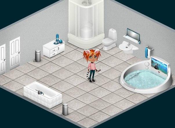Как сделать комнату аватария