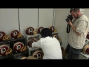 RG3 Signing Authentic Revolution Speed Helmets for Game Day Treasures.mpeg