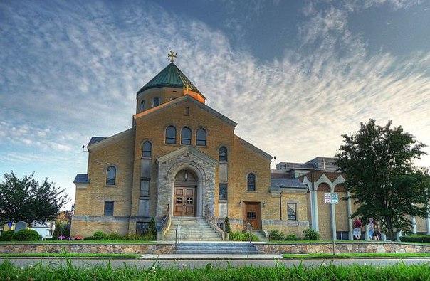 Церковь Святого Спасителя.