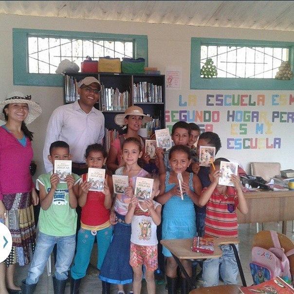 Дети и благая весть