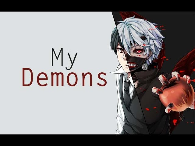Anime Mix [AMV] - My Demons