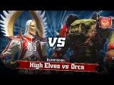 Blood Bowl 2: Orcs Vs High Elves - Gameplay