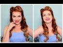 1940's / 50's Pinup Hair and Makeup