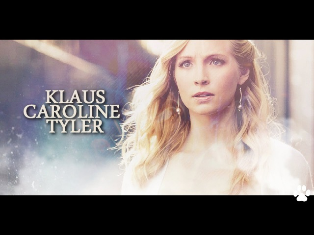 Klaus Caroline Tyler [Their journey]