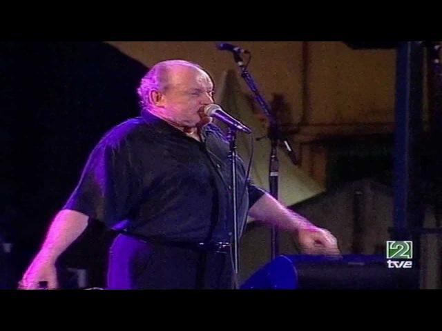 Joe Cocker - I Put A Spell On You (LIVE in San Sebastian) HD