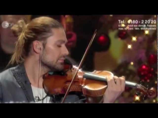 DAVID GARRETT - Ode To Joy (Beethoven)