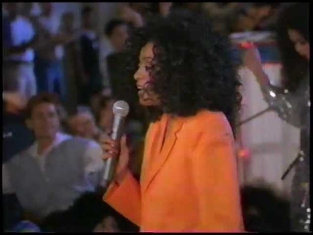 I Will Survive - Diana Ross video (w/ Sean Brad)