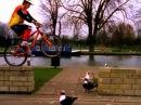 Обучение трюкам на Горном велосипеде, MTB